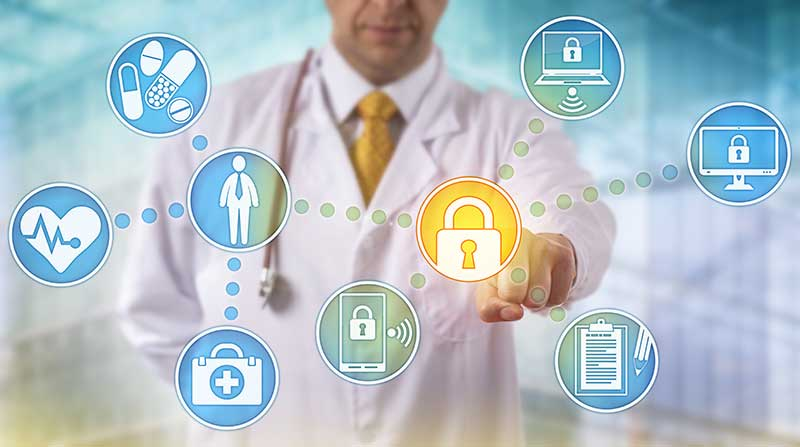Cybersecurity Risk in Health Care