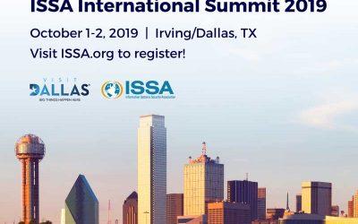 Barry Herrin addresses ways to reduce insider threat at ISSA's 2019 International Summit in Dallas Oct. 1, 2019
